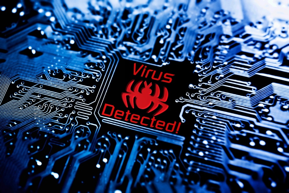 Computer Repair Malware Infection